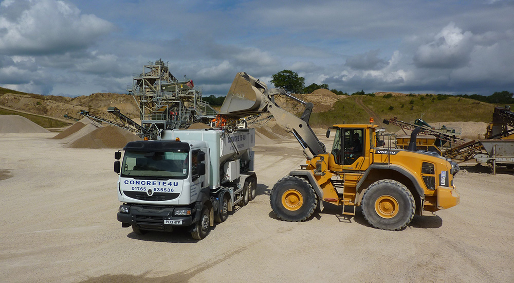 We are an independent concrete and quarrying company supplying the Ready Mixed Concrete, Mix On Site Concrete, Limestone, Decorated Aggregates, Sand & Gravel, Crushed Rock and Recycled Aggregates.