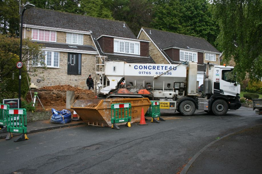 Domestic Concrete Pannal Harrogate